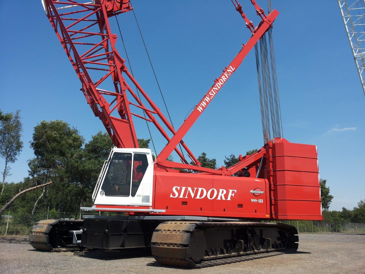 CRAWLER CRANE OPERATOR'S MANUAL - Global Cranes