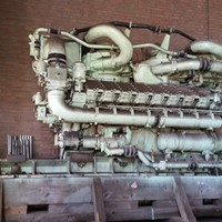 Maybach MD 871 Engine