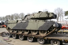 Chieftain Mk10 MBT