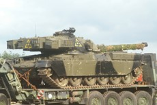 Chieftain Mk11 MBT